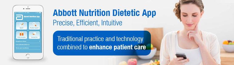 Abbott Dietetic Banner Internal