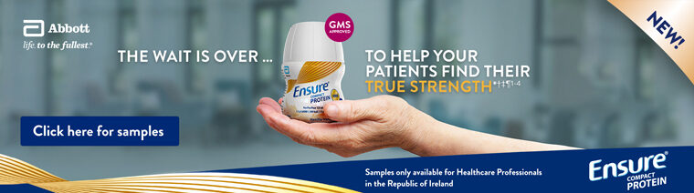 Ensure® Compact Protein banner
