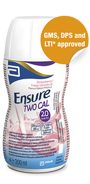 Ensure Two Cal Strawberry 2015