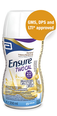 Ensure Two Cal Banana 2015