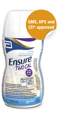 Ensure Two Cal Vanilla 2015