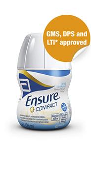 Ensure Compact Vanilla 2015