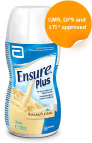 Ensure Plus Ban