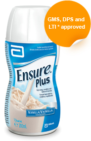 Ensure Plus Van