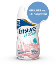 Ensure Plus Hp Strawberry Sticker
