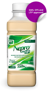 Nepro 500Ml Sticker
