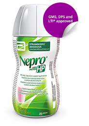 Nepro Strawberry 200Ml Sticker