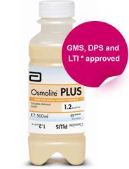 Osmolite Plus 1