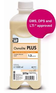 Osmolite Plus 2