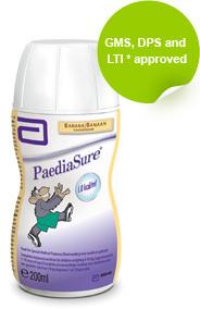 Paediasure Ban