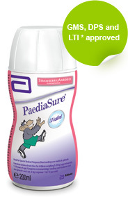 Paediasure Straw