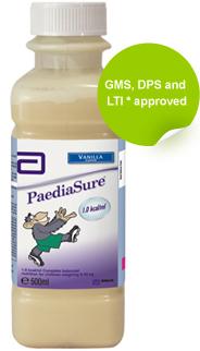 Paediasure 1