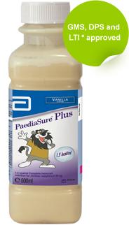 Paediasure Plus 1